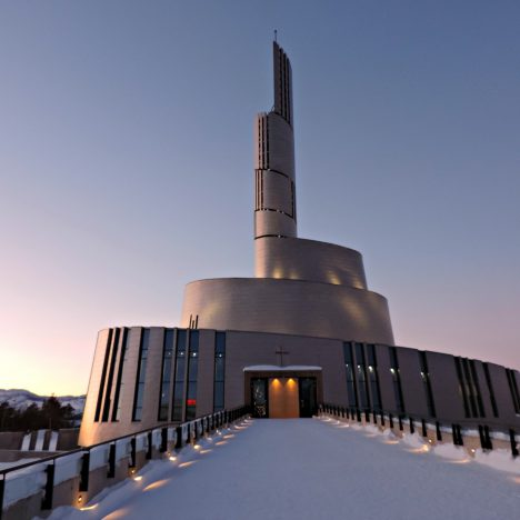 L'HOTEL DI GHIACCIO più settentrionale al mondo